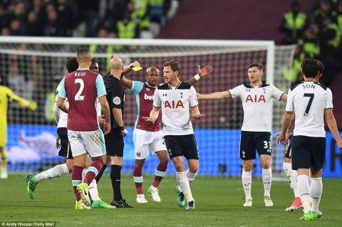 Thua đau West Ham, Tottenham dâng chức vô địch cho Chelsea