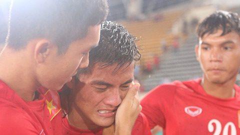 Đội hình U20 Việt Nam lỡ hẹn với U20 World Cup