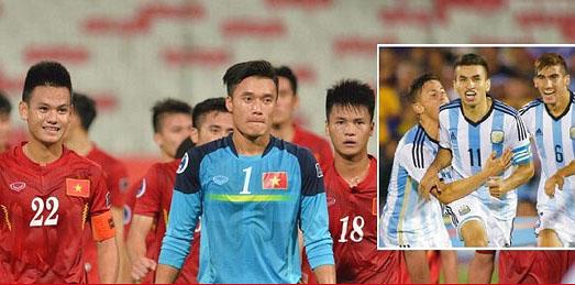 U20 Việt Nam: Thua để thấy mình đang ở đâu