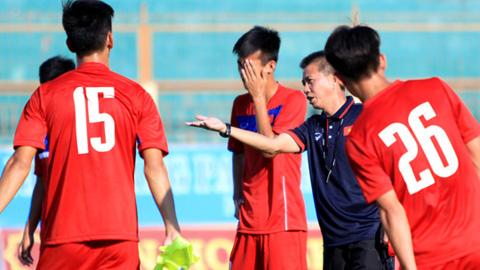 HLV Hoàng Anh Tuấn sử dụng 'quân bài tẩy' trận gặp U20 Pháp