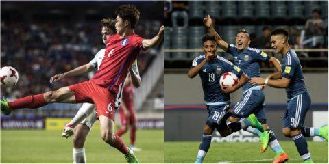 U20 Anh vượt qua HQ để vươn lên ngôi đầu bảng A; U20 Argentina hồi sinh cơ hội đi tiếp