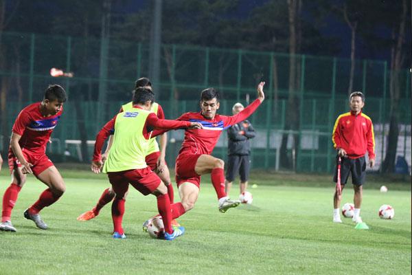 U20 Việt Nam đón tín hiệu tích cực, sẵn sàng cho World Cup