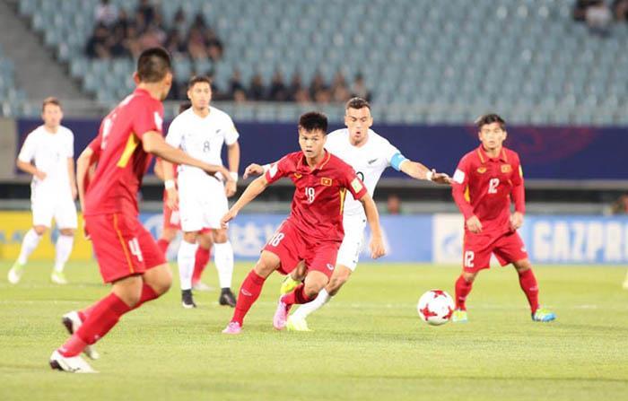 """U20 Việt Nam lấy """"Messi Hàn Quốc"""" làm động lực đấu Honduras"""