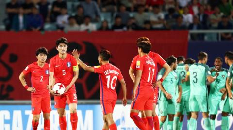Thua sấp mặt U20 Bồ Đào Nha, chủ nhà Hàn Quốc nói lời chia tay World Cup U20