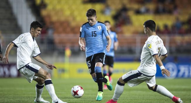 U20 Uruguay vs U20 Nhật Bản, 18h00 ngày 24/5:Bản lĩnh ứng cử viên