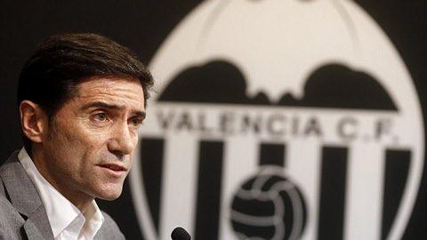 Valencia bổ nhiệm HLV Marcelino