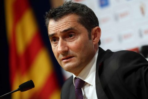 Valderde ra yêu sách với Barca sau khi nhậm chức