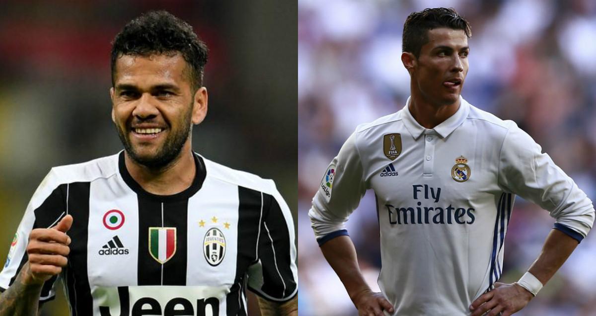 'Nếu Juve vô địch, Dani Alves xứng đáng giành QBV hơn Ronaldo'