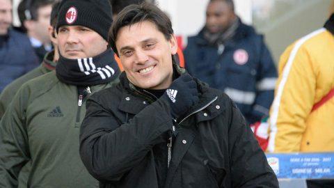 Montella chính thức được BLĐ Milan thưởng nóng