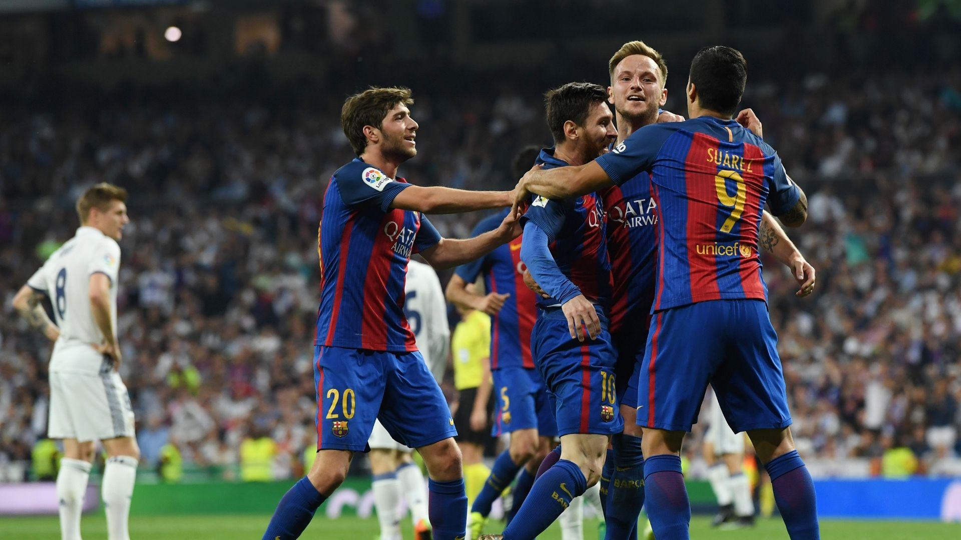 Real Madrid coi chừng sấp mặt bởi Barca là 'Vua vòng cuối'