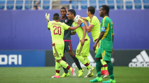 VIDEO: U20 Venezuela 7 – 0 U20 Vanuatu (Bảng B – U20 World Cup)