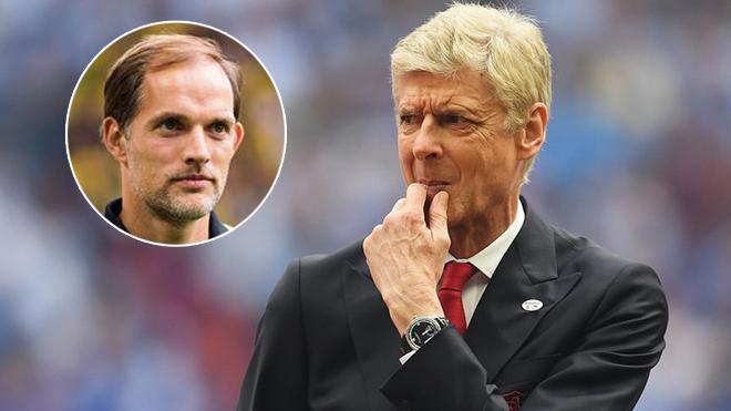 Giấc mơ Thomas Tuchel thoáng qua với fan Arsenal chưa đầy 2 tiếng