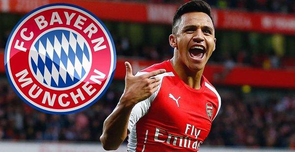 Sanchez đạt thỏa thuận chuyển nhượng với Bayern Munich