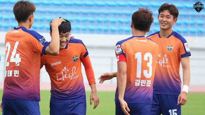 Xuân Trường kiến tạo siêu đẳng, Gangwon dễ dàng vượt ải Seongnam FC