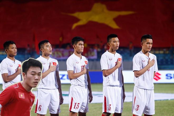 Xuân Trường lên tiếng động viên đàn em U20 Việt Nam