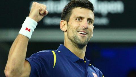 Thắng trận thứ 26, Djokovic vào bán kết Eastbourne