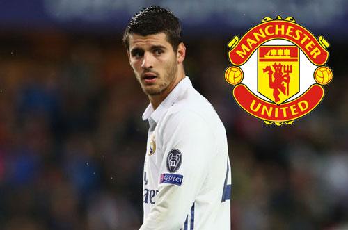 Đây là lý do vì sao Mourinho sẵn sàng bạo chi để sở hữu Morata