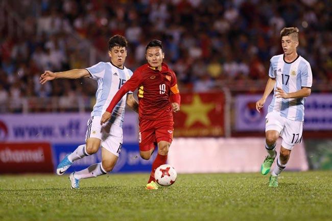 Truyền thông Singapore ngưỡng mộ bóng đá trẻ Việt Nam