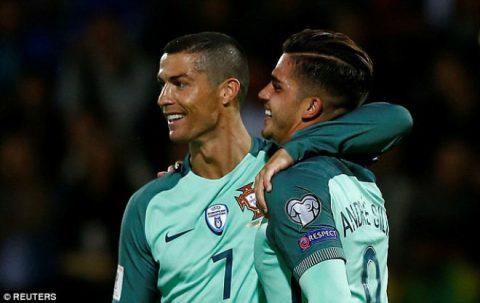 VIDEO: Latvia 0-3 Bồ Đào Nha (Bảng B VL World Cup khu vực châu Âu)