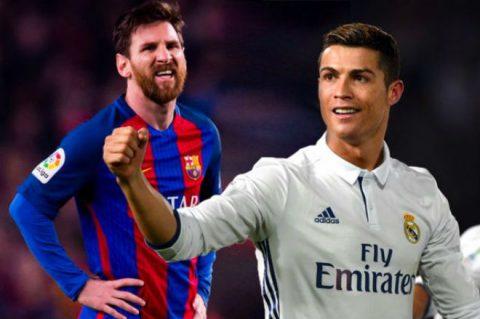 Không phải Messi, đây mới là cầu thủ Barca mà Ronaldo muốn thi đấu cùng