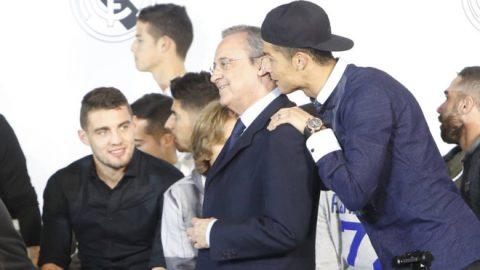 Ronaldo đã muốn rời Real Madrid từ trước chung kết Champions League