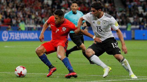 VIDEO: Đức 1-1 Chile (Bảng B – Confederations Cup 2017)