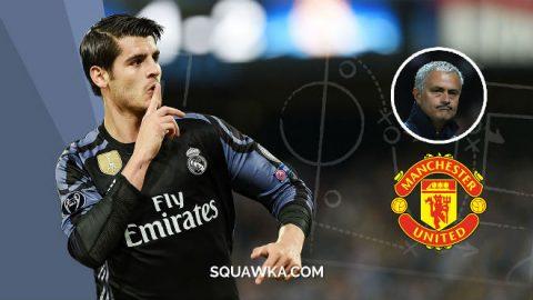 Cựu HLV Tây Ban Nha bất ngờ hé lộ lí do Morata quyết rời Real, sang M.U với Mourinho