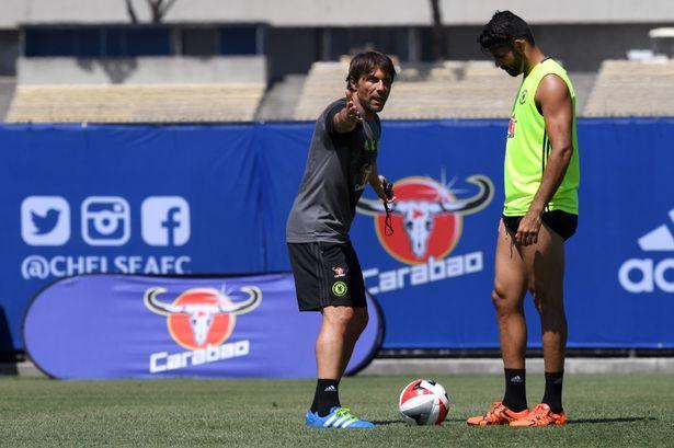 Chia tay Costa, Chelsea chuẩn bị đón tiền đạo 100 triệu bảng