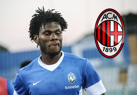 """Vượt mặt MU và Chelsea, AC Milan chính thức sở hữu """"Yaya Toure đệ nhị"""""""