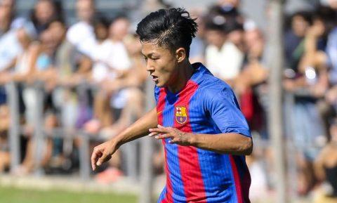 """""""Messi Hàn Quốc"""" cân nhắc chia tay Barcelona"""