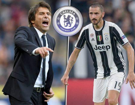 """Điểm tin chiều 08/06: Chelsea sẽ """"các"""" thêm người vì Bonucci"""