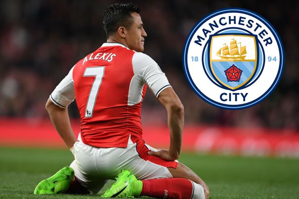 NÓNG: Sanchez sắp là người của Man City