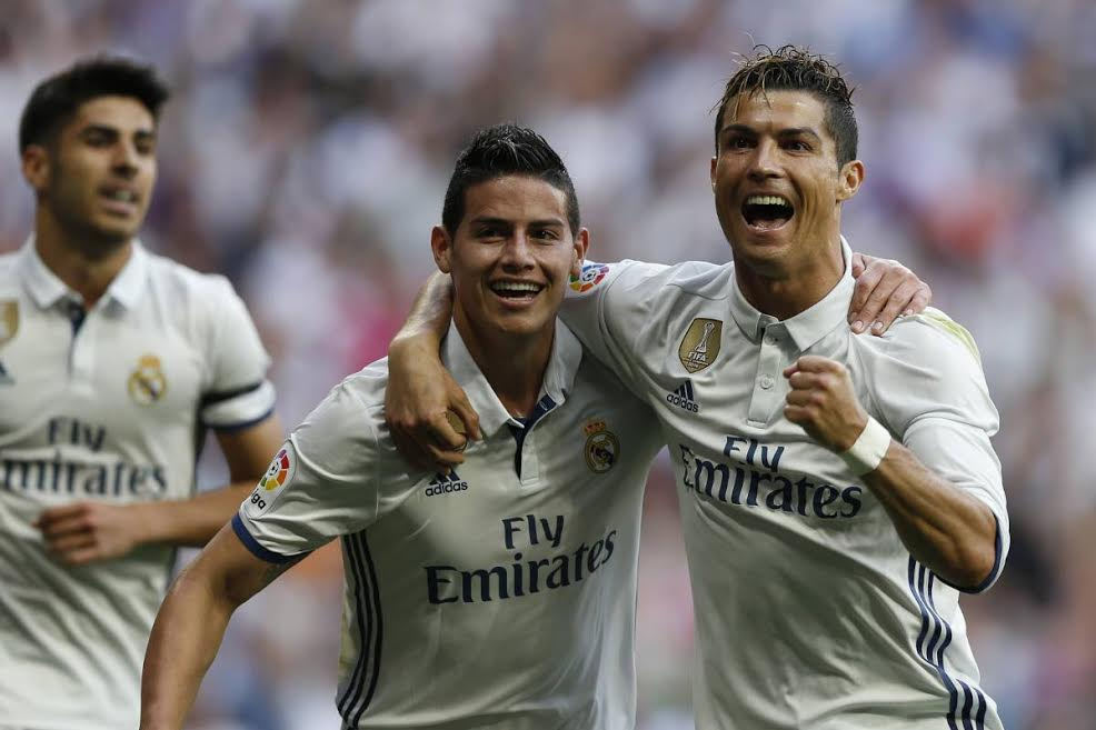 Hé lộ số tiền thưởng của các cầu thủ Real nếu vô địch Champions League