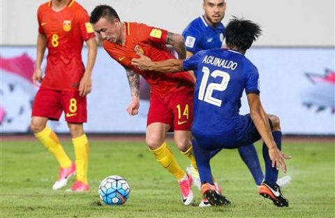 Đội bóng số 1 Đông Nam Á thất bại thảm hại trước Trung Quốc