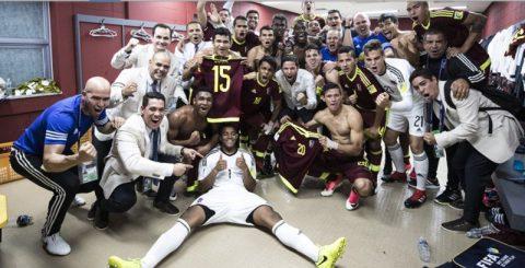 Từng vất vả vượt ải Nhật Bản, U20 Venezuela giờ mơ vô địch World Cup