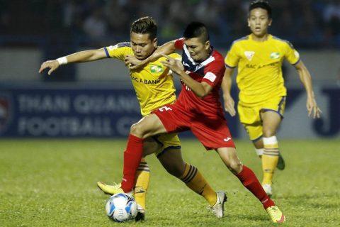 HLV Nguyễn Đức Thắng thừa nhận điểm yếu của SLNA sau trận hòa đáng tiếc trên sân Vinh