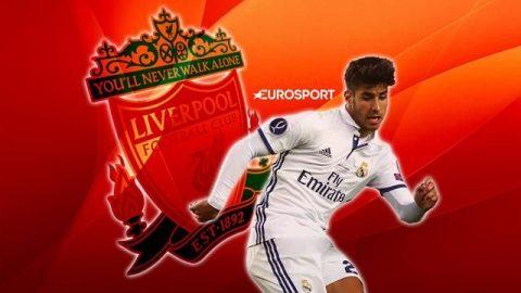 Mơ Asensio, Liverpool phải trả…10 Mohamed Salah