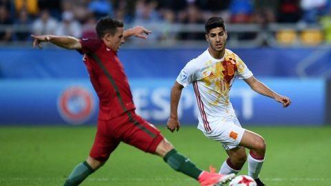 Thắng vượt trội Bồ Đào Nha, U21 Tây Ban Nha cầm chắc vé bán kết U21 châu Âu