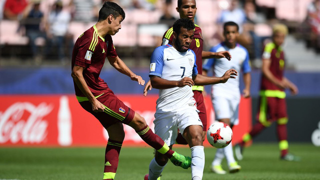 Thắng kịch tính Mỹ ở hiệp phụ, U20 Venezuela chính thức góp mặt ở bán kết