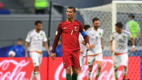 Thi đấu chủ quan, Bồ Đào Nha đánh rơi chiến thắng ở phút cuối