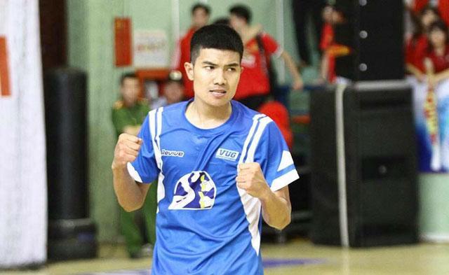 Thành Boong, chàng trai xứ Nghệ có nụ cười hiền khô