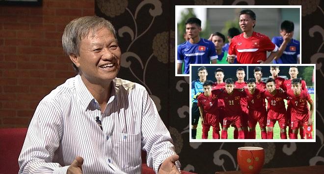 """Ông Hải """"lơ"""": """"U20 Việt Nam gặp may mới vào được World Cup"""""""