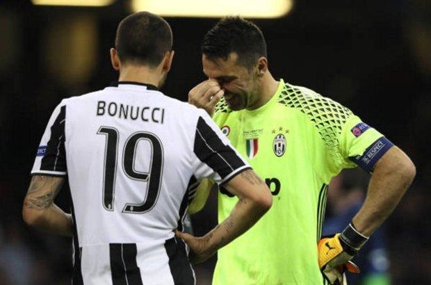 Buffon nói gì khi một lần nữa lỡ hẹn với cúp bạc?