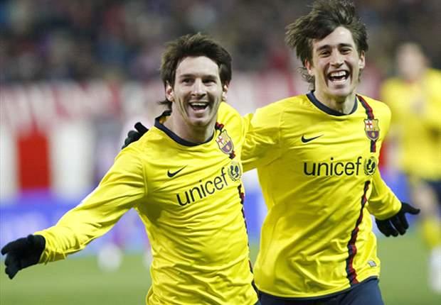 Bất ngờ với những ngôi sao có quan hệ gia đình ít người biết: Messi và Bojan là anh em