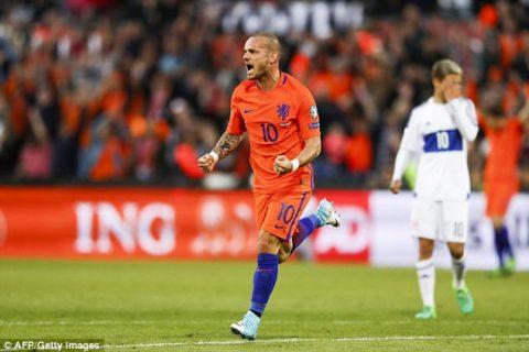 VIDEO: Hà Lan 5-0 Luxembourg (Bảng A VL World Cup khu vực châu Âu)