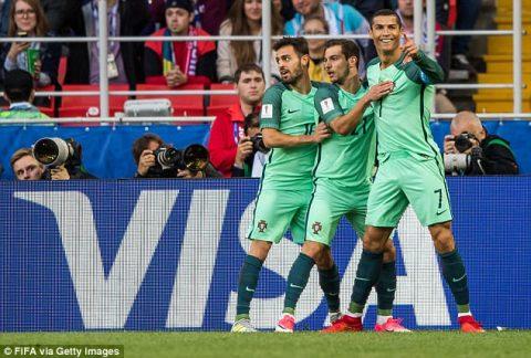 VIDEO: Nga 0-1 Bồ Đào Nha (Bảng A – Confederations Cup 2017)