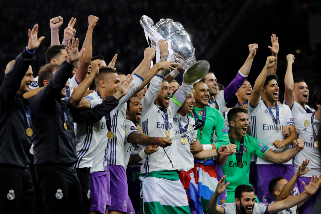 VIDEO: Juventus 1-4 Real Madrid (Chung kết Champions League 2016/17)