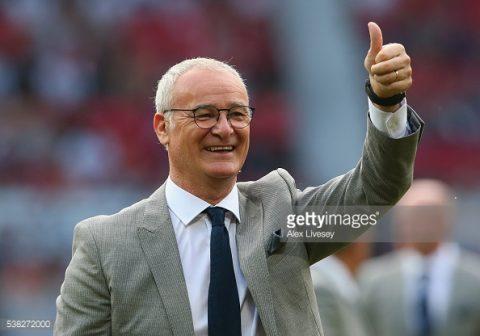 """Chính thức: """"Gã thợ hàn"""" Ranieri có bến đỗ mới"""