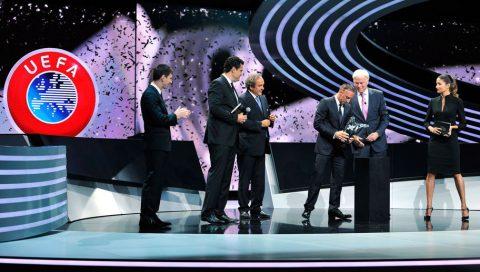 UEFA khai sinh hàng loạt giải thưởng mới để tôn vinh cầu thủ