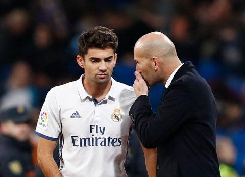 CHÍNH THỨC: Hậu duệ nhà Zidane chia tay Real Madrid